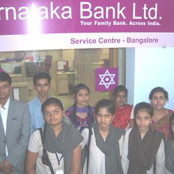 A visit to Karnataka bank clearing house